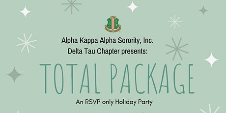 Total Package Holiday Party tickets