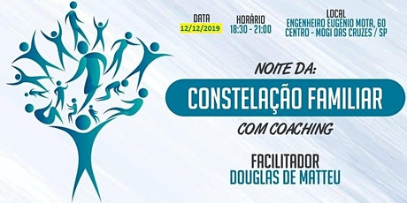 III Noite da Constelação Familiar e do Coaching ingressos