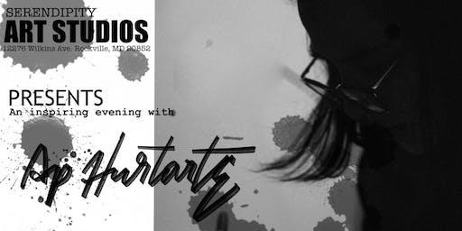 AP Hurtarte's Premier Art Show