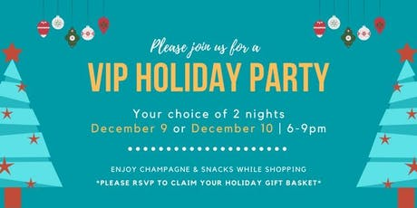 1st Annual Identity Boutique VIP Holiday Party tickets