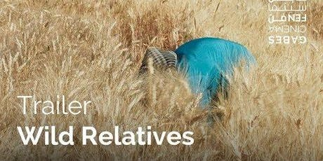 """Projection gratuite du film """"WILD RELATIVES"""" billets"""