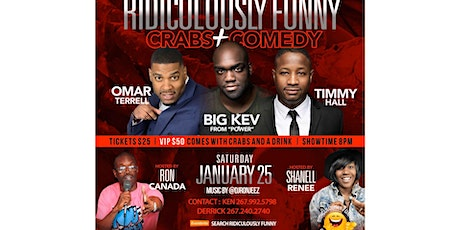 Ridiculously Funny Comedy Series January! tickets
