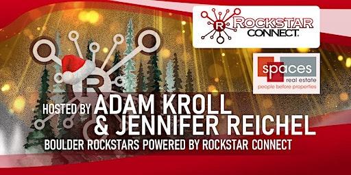 Free Boulder Rockstars Connect Networking Event (December, CO)