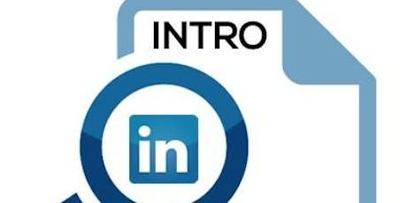 Social Media: LinkedIn - YCRE Marketing Team tickets