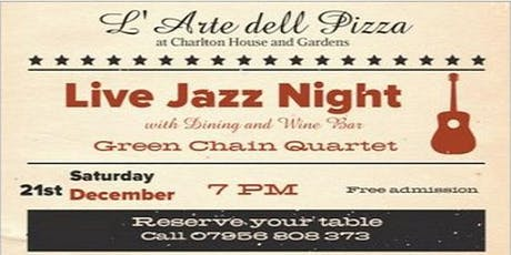 Jazz Night with Green Chain Quartet tickets