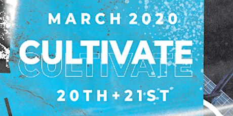 Cultivate Worship Conference tickets