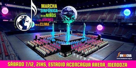 Marcha Sinfónica de los Niños y Jóvenes por el Clima tickets
