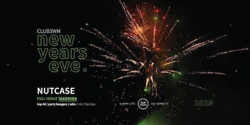 New years eve @ Club3wm