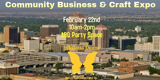 Community  Business & Craft Expo