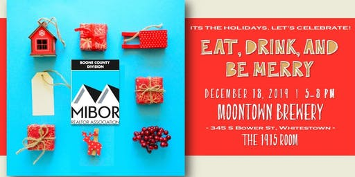 Boone County MIBOR's Christmas Party!