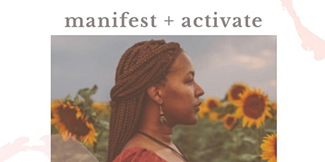 manifest and activate: a new year alignment w/anisah amat tickets