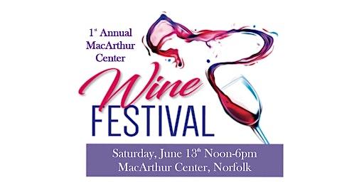 MacArthur Wine Festival