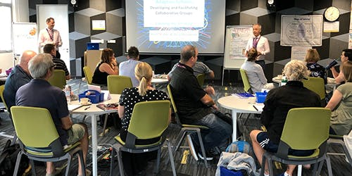 Foundation Adaptive Schools Seminar with Rami Madani & Doug Woodward