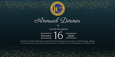 IEEP Annual Awards Dinner tickets