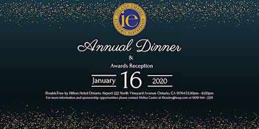 IEEP Annual Awards Dinner