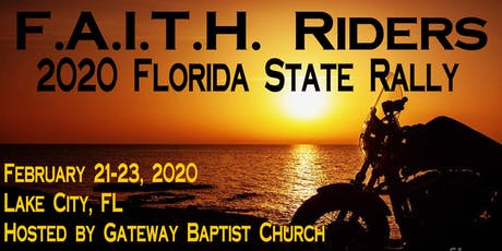 FAITH Riders 2020 Florida State Rally tickets