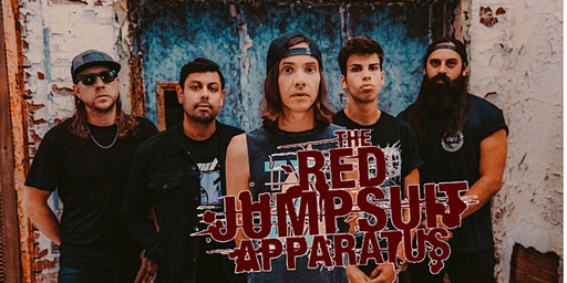 Red Jumpsuit Apparatus at Rock Crusher