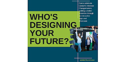Who's designing your future?