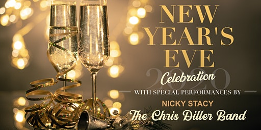 Colonial Inn NYE 2020 Celebration ft. Nicky Stacy & The Chris Diller Band