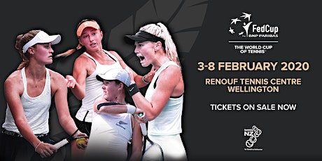 Fed Cup: World Cup of Tennis tickets