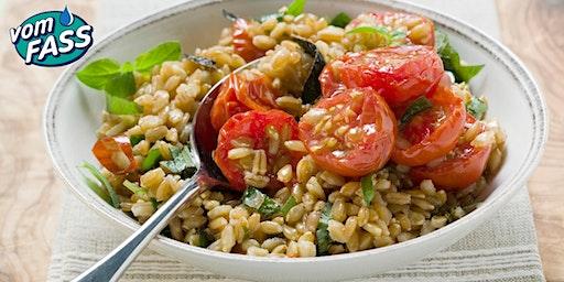 Fruit & Grain Salad Class