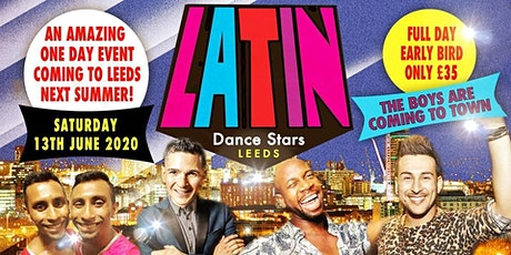 LDS SALSA & BACHATA ALL-DAYER tickets