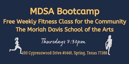 MDSA Bootcamp - Free Community Event