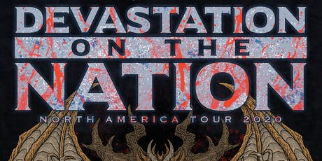 Devastation On The Nation Tour featuring Rotting Christ and More tickets