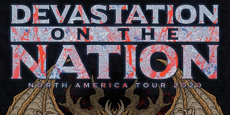 Devastation On The Nation Tour ft. Rotting Christ and More (CANCELLED) tickets
