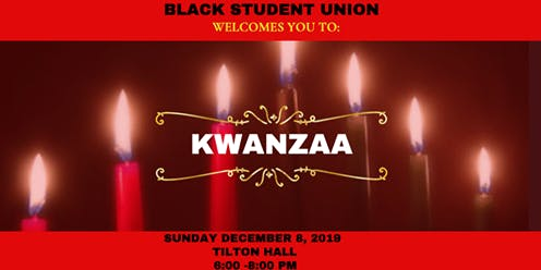 Clark University's Kwanzaa Formal