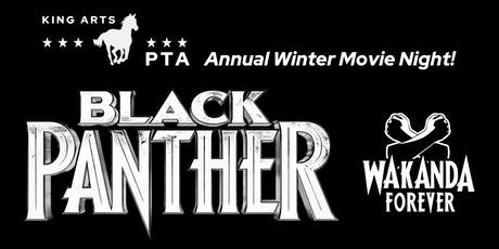 Black Panther Movie Night tickets