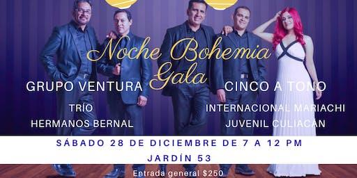 Noche Bohemia Gala / Grupo Ventura