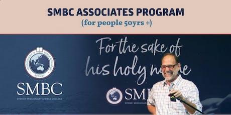 SMBC Associates Program - Single Session, 20 May, 2020 tickets