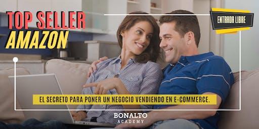 TOP SELLER AMAZON:El secreto para poner un negocio vendiendo en e-commerce.