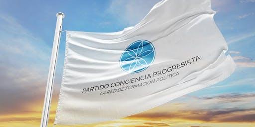 Conferencia Magistral del nuevo Partido Conciencia Progresista