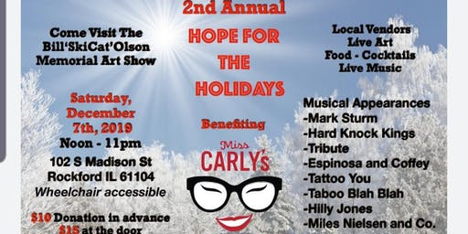 Hope for the Holidays Benefiting Miss Carly's