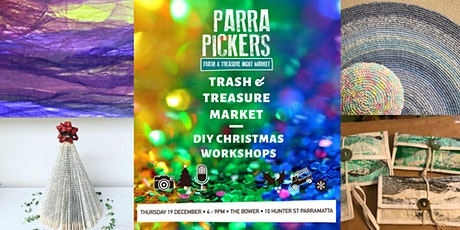 ParraPickers: Best in the West Trash & Treasure Market tickets