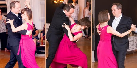 Valentine's Tango for Lovers tickets