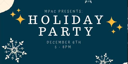 MPAc Winter Holiday Party