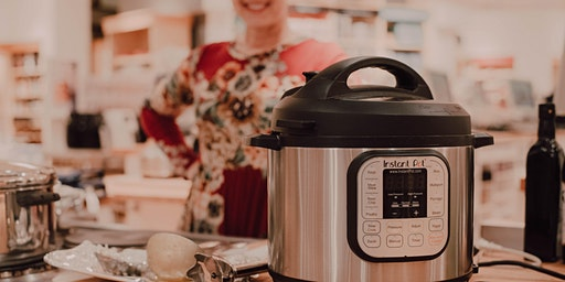 January Whole30 Instant Pot Cooking Class