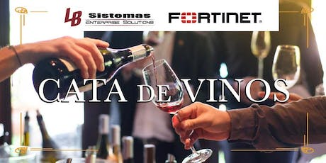 LB Sistemas -  Fortinet Security Fabric & Cata de Vinos tickets