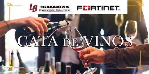 LB Sistemas -  Fortinet Security Fabric & Cata de Vinos