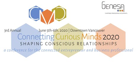 Connecting Curious Minds 2020: SHAPING  CONSCIOUS RELATIONSHIPS tickets
