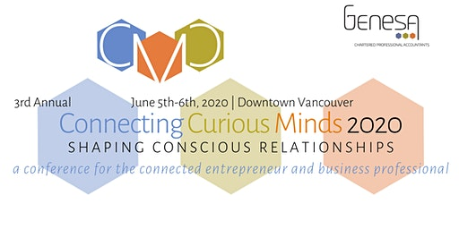 Connecting Curious Minds 2020: SHAPING  CONSCIOUS RELATIONSHIPS