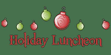 PEO LOC Volunteer Appreciation / Holidays Lunch tickets