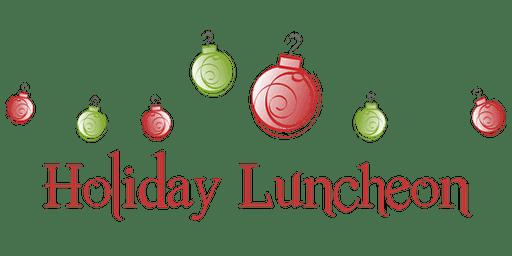 PEO LOC Volunteer Appreciation / Holidays Lunch