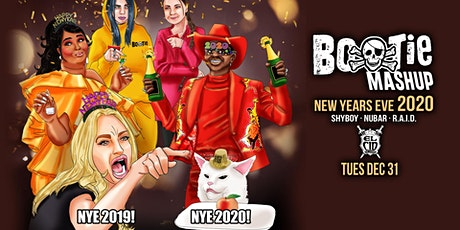 Bootie Mashup: New Years Eve 2020 tickets
