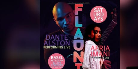 Art Basel Edition 2019 - Flaunt Nights Miami tickets