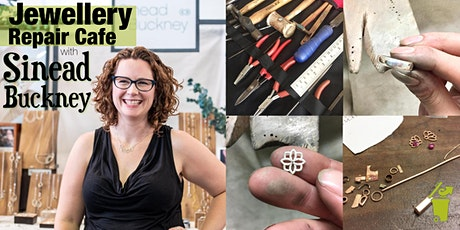 Jewellery Repair Cafe with Sinead Buckney - BOOKED OUT tickets