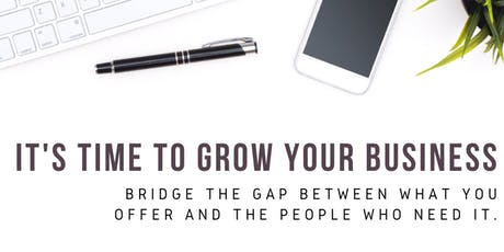 Grow Your Business - The Workshop tickets